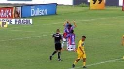 Os gols da vitória do Itumbiara sobre o Iporá