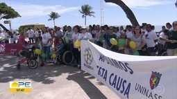 Famílias fazem protesto pedindo mudanças no Benefício de Prestação Continuada; veja regras