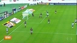 Palmeiras perde muitos gols e fica no 0 a 0 com a Ferroviária, em Araraquara