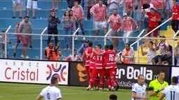 Com dois gols de Alan Mineiro, Vila Nova vence a Aparecidense