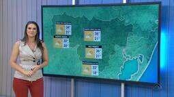 Nesta quarta-feira (20), RS deve ter tempo firme e temperaturas altas