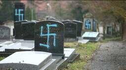 Luta contra o ódio: franceses condenam ataques contra população judia