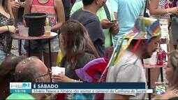 TV Asa Branca e G1 transmitem o carnaval da Confraria da Sucata