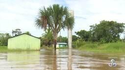 União reconhece decreto de emergência devido a cheia Rio Juruá em Cruzeiro do Sul