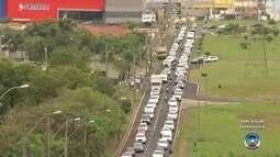 Confira o trânsito na manhã desta quinta-feira em Rio Preto