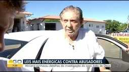 Damares Alves se reúne com promotores que investigam João de Deus