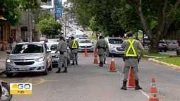 Polícia lança operação para intensificar policiamento em Goiânia