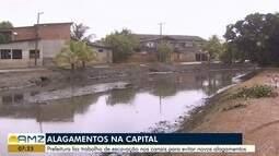 Período de chuva em Macapá provoca transtornos para a população
