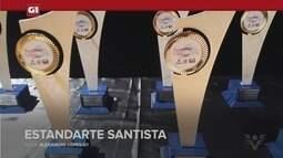 G1 em 1 minuto - Santos: Desfiles das escolas de samba santistas começam hoje (22)