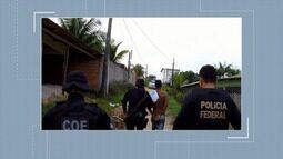 PF deflagra operação de combate ao tráfico de drogas em Cruzeiro do Sul