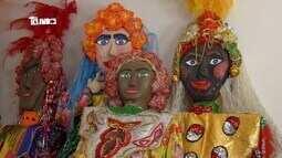 Tô Indo 02/03 - Em Tombos, Mário conhece o bloco de carnaval 'Bonecas do Niterói'