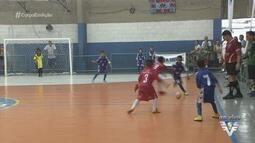 7ª edição do Corpo em Ação de Futsal teve início neste final de semana