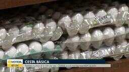 Levantamento do Procon aponta redução nos preços dos itens da cesta básica
