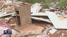 Força tarefa combate descarte irregular de lixo em Araraquara