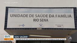 SOS saúde: comunidade reclama da falta de atendimentos no posto de saúde do Rio Sena