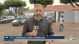 Polícia Civil cumpre mandados pra prender membros de facção criminosa em Campo Verde