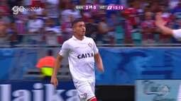 Veja os gols do Luan, ex-Vitória, reforço Palmeiras
