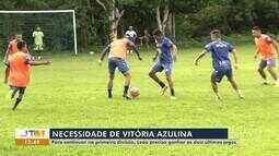 Veja como os times santarenos se preparam para a nona rodada do Campeonato Paraense