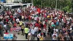 JPB2JP: Ato público contra a PEC da Reforma da Previdência no Centro de João Pessoa