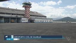 Ministro da Infraestrutura deve assinar concessão do aeroporto civil de Guarujá