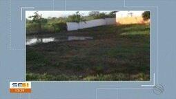 Escola precisa de manutenção em Pinhão