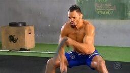 Michel Pereira escolhe Fernandópolis como local de treino às vésperas da estreia no UFC