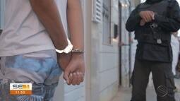 Polícia Civil realiza operação de combate ao tráfico de drogas em Lagarto