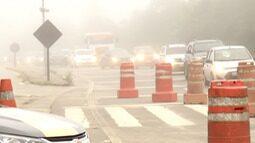 Confira como está o trânsito nas rodovias que cortam o Alto Tietê