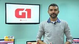 Anderson Barbosa fala sobre as notícias do G1 Sergipe desta sexta-feira