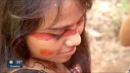 Comemoração especial no dia do índio na maior aldeia urbana do país