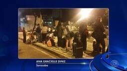 Grupo fica sem viajar para o Rio de Janeiro após ônibus de agência de turismo não aparecer