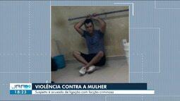 Homem é preso por atirar contra casa do namorado da ex e agredir mulher em Boa Vista