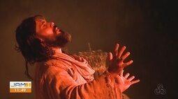 Conheça curiosidades da tradicional encenação da Paixão de Cristo