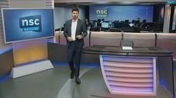 Confira os destaques do NSC Notícias deste sábado (20)