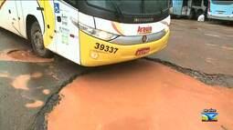 Terminal Rodoviário sofre pela fala de infraestrutura em São Luís