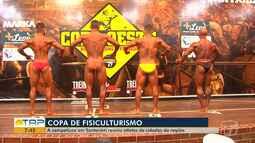 6ª Copa de Fisiculturismo reúne atletas de Santarém e região em competição