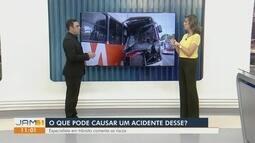 Especialista explica como acidentes de trânsito podem ser evitados