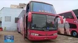 Giro de notícias: Criminosos assaltam passageiros de ônibus na BR-101 em Araquari