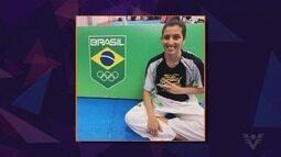 Nathalia Dinis dá a volta por cima no taekwondo e retorna à Seleção