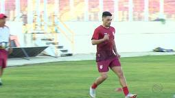 Sergipe faz últimos ajustes para jogo no interior pernambucano