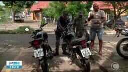 Polícia se depara com novo tipo de adulteração de veículos