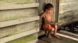 Repórter Mirante destaca o combate à fome em comunidades do Maranhão