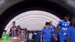 Fluminense e Cruzeiro voltam a se encontrar, dessa vez pelo o Brasileirão