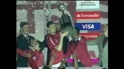 No esporte Espetacular deste domingo tem o último capítulo da série Libertadores 60