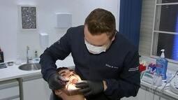 Reportagem explica sobre os cuidados para evitar dor de dente