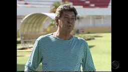 Conhecido por marcar o primeiro gol contra do Batistão, ex-zagueiro Beto morre aos 74 anos