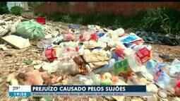 Prefeitura de Teresina deixa de investir em outras áreas para cuidar de lixo