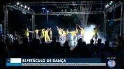 Espetáculo de dança acontece na Potycabana