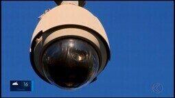 Com câmeras do 'Olho Vivo', crimes contra o patrimônio diminuem mais de 25% em Divinópolis