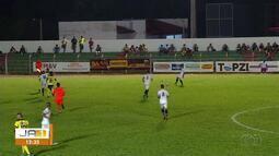 Palmas vence o Atlético Cerrado por 4 a 0 na ida do hexagonal